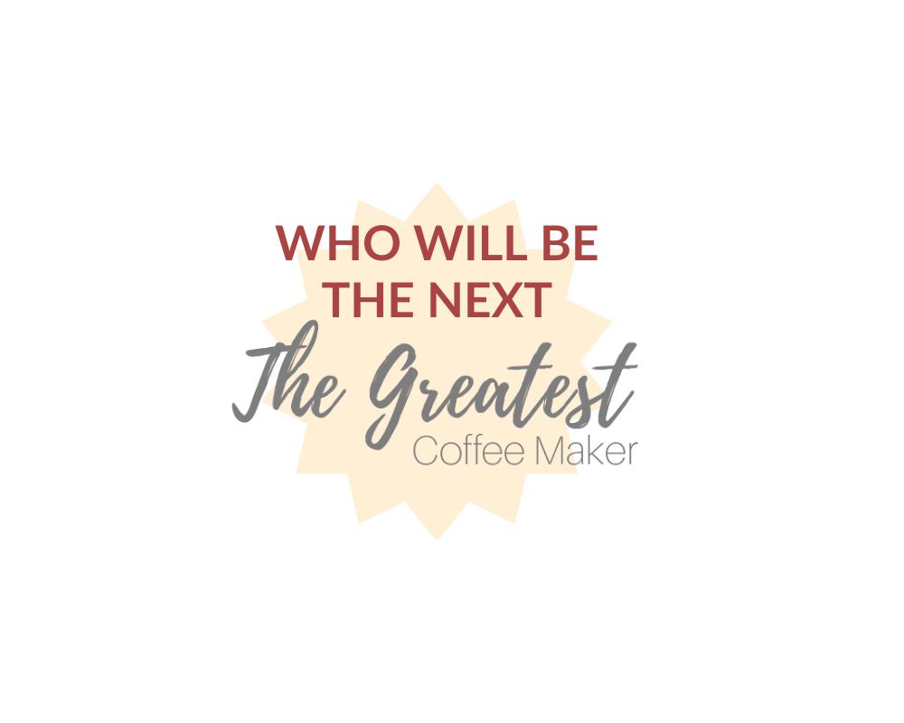 Hall of Fame: Chi sarà il prossimo The Greatest Coffee Maker?